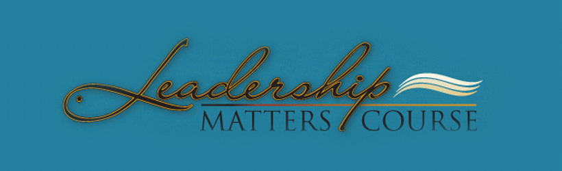Leadership Matters Course